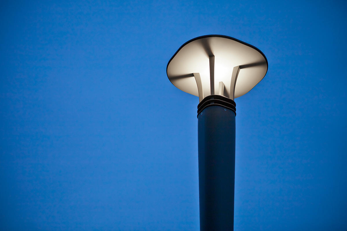 Cordia Pedestrian Lighting Outdoor Forms Surfaces