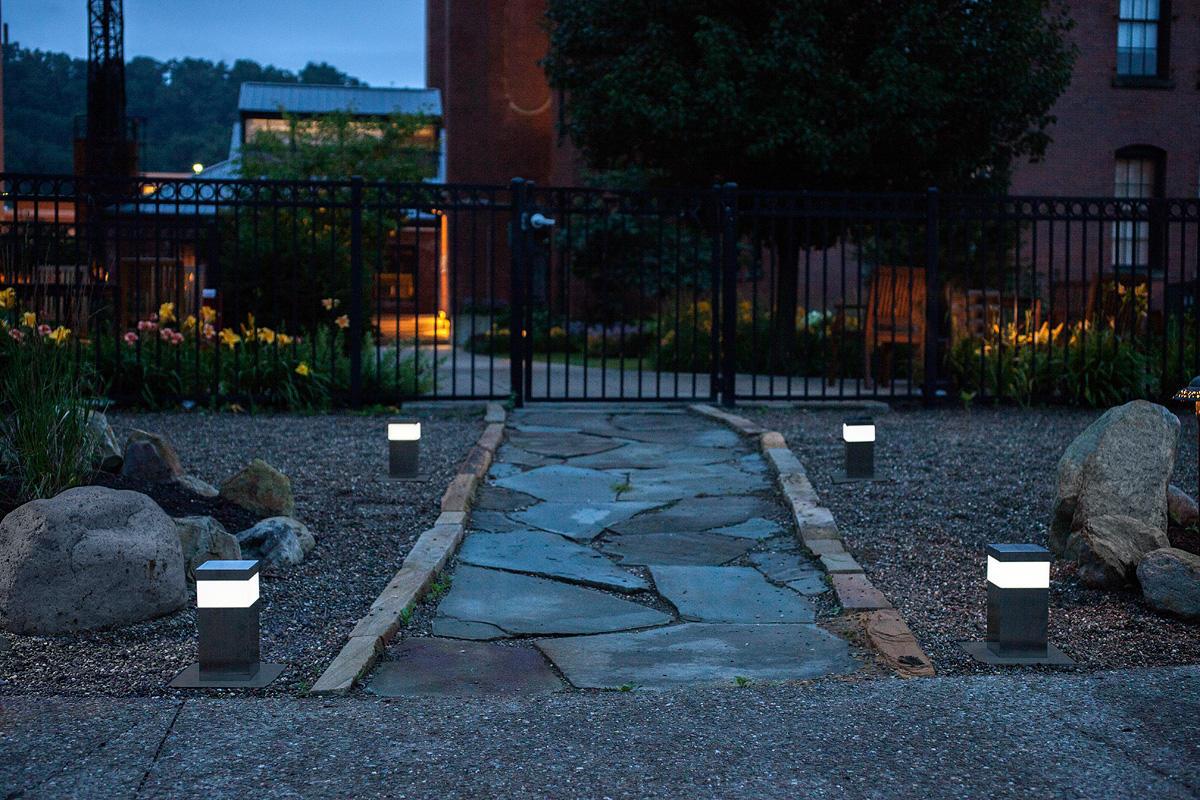 Rincon Pathway Bollard Outdoor Forms Surfaces