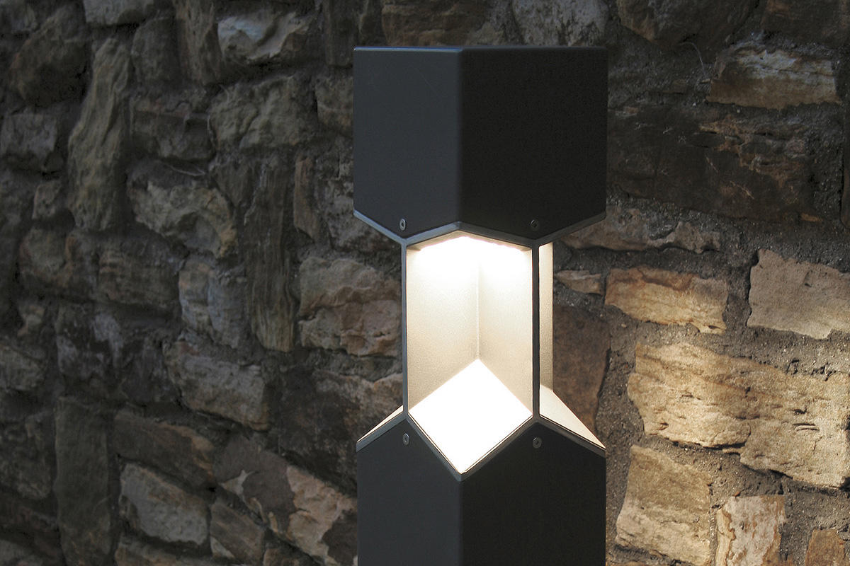 ... Knight Bollard shown with Black Texture powdercoat ... & Knight Bollard | Outdoor | Forms+Surfaces azcodes.com