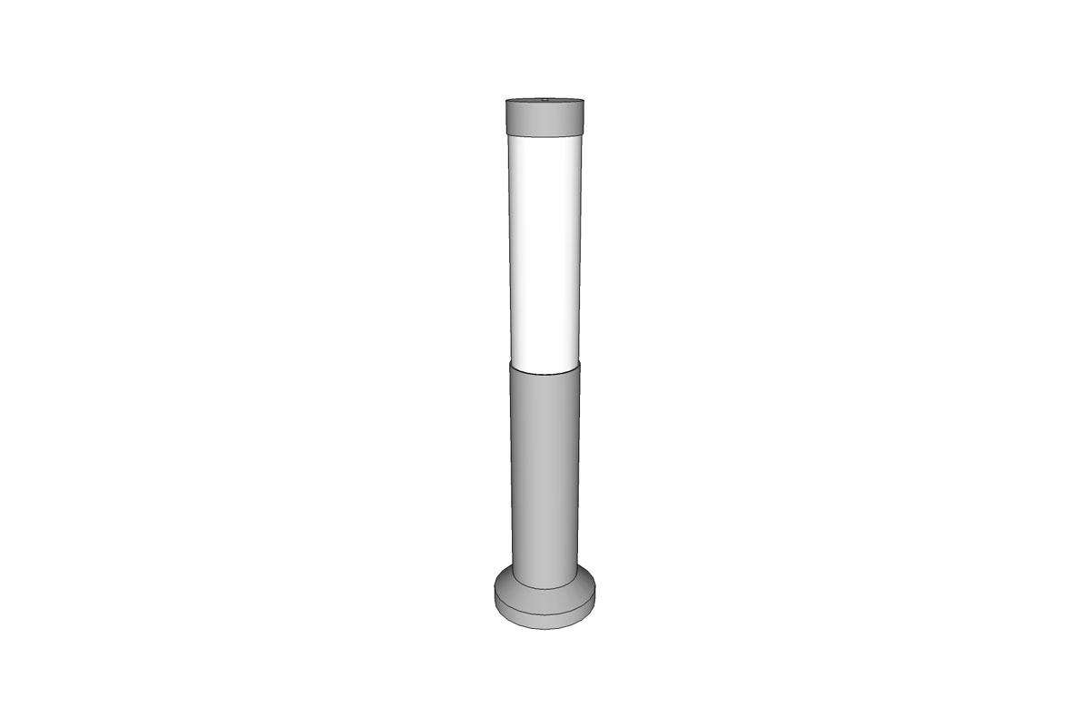 Light column bollard outdoor formssurfaces light column bollard series 600 arubaitofo Image collections