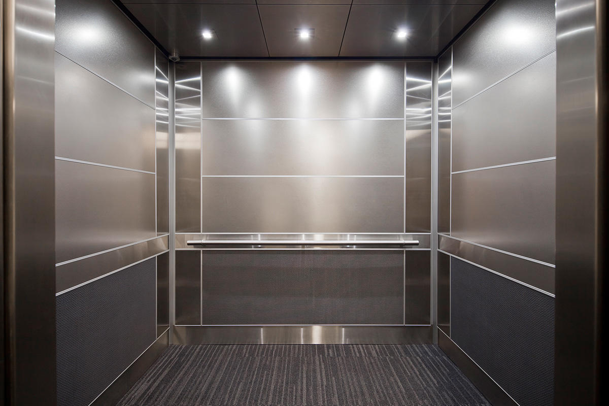 Levele 102 Elevator Interiors Architectural Forms Surfaces