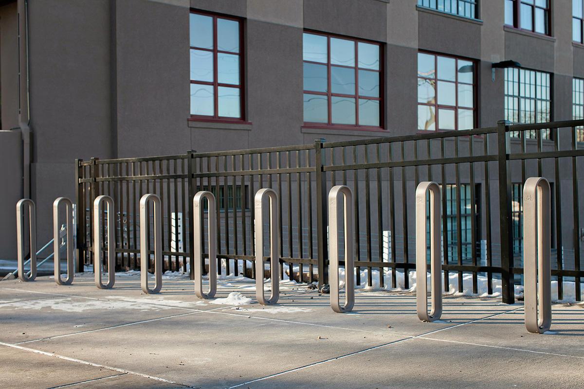 Buzza Lofts Forms Surfaces