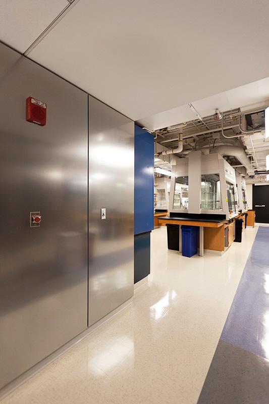 Boston University Organic Chemistry Lab Forms Surfaces