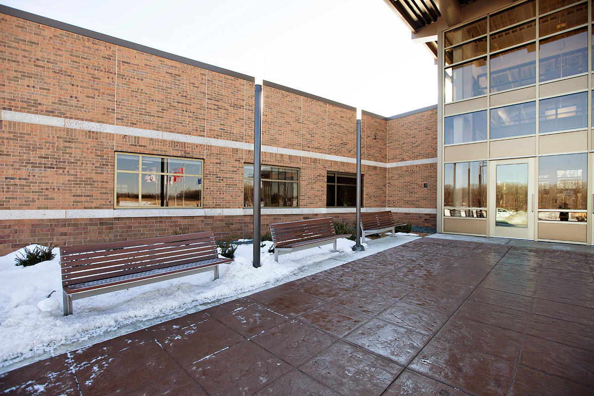 Cottage Grove City Hall Forms Surfaces