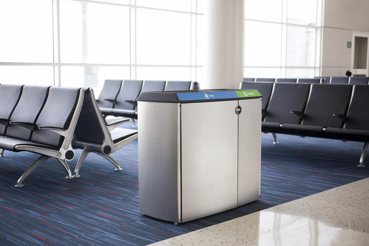 Dallas Fort Worth International Airport Forms Surfaces