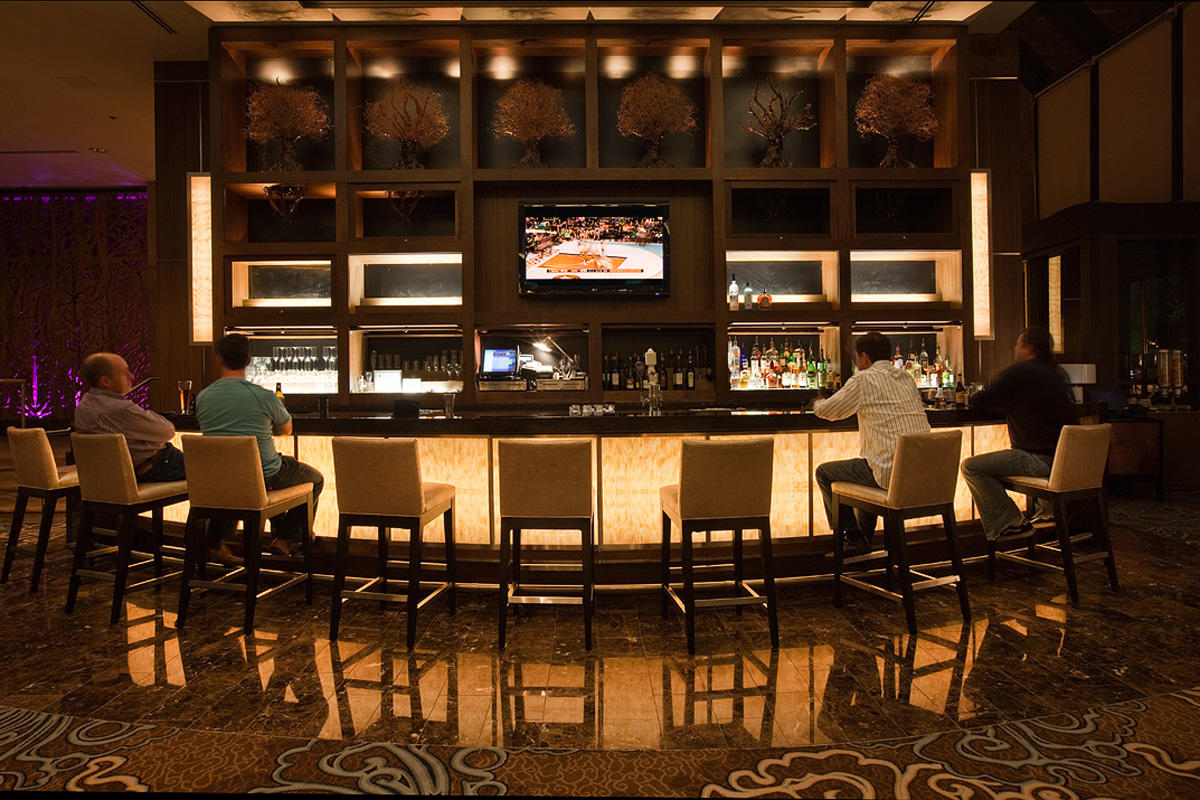 Intercontinental Dallas Forms Surfaces