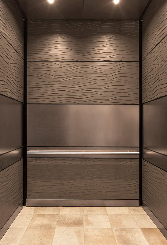 LEVELe104 Elevator Interiors Architectural FormsSurfaces