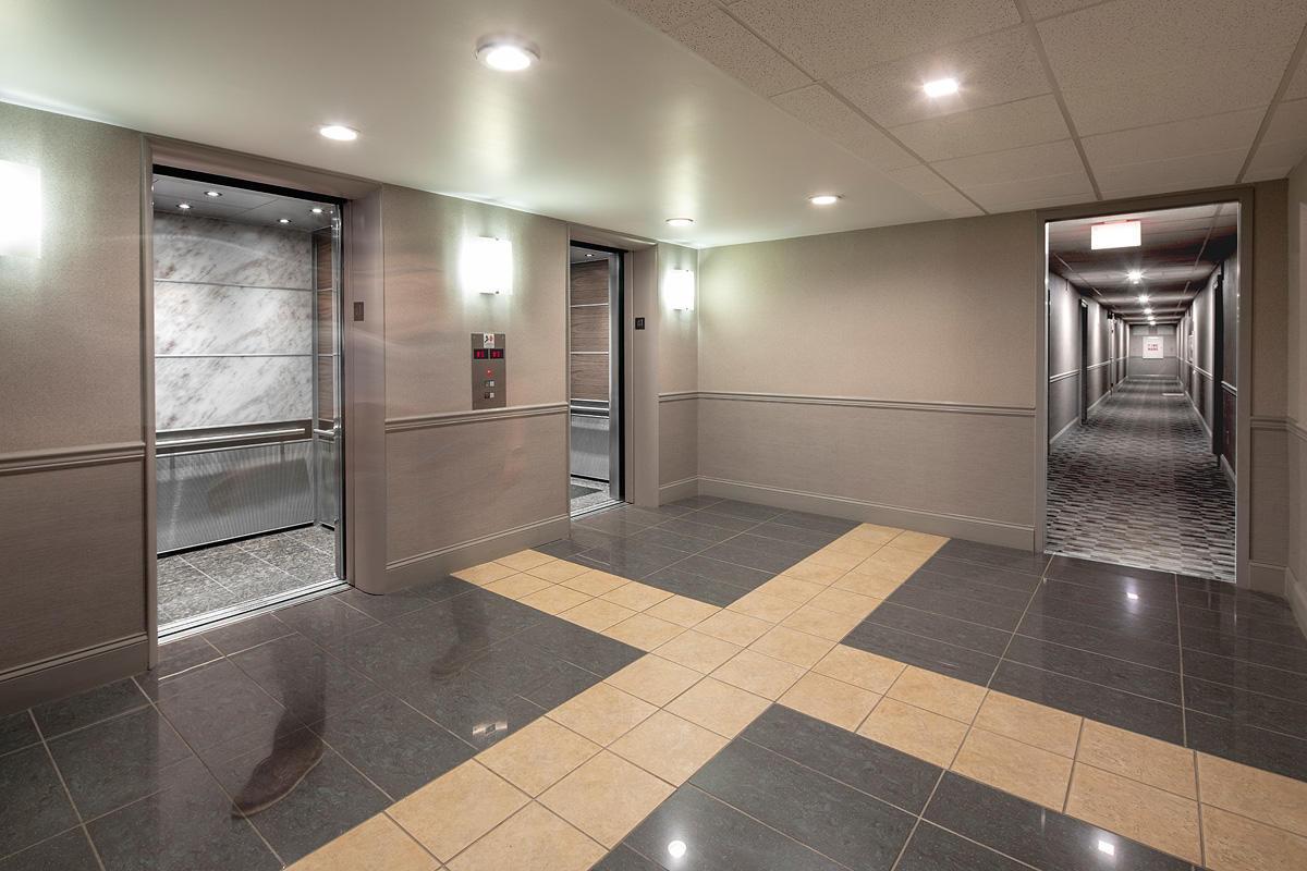 LEVELe-104 Elevator Interior