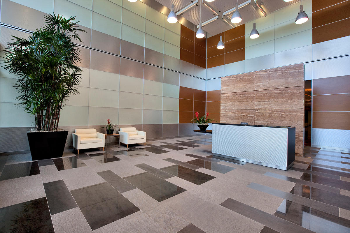 Kemper Lakes Business Center Forms Surfaces