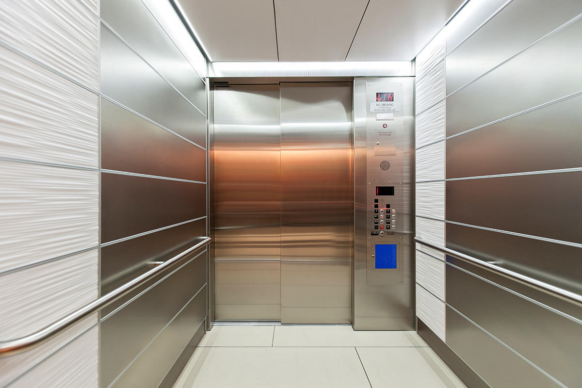 LEVELe103 Elevator Interiors Architectural FormsSurfaces