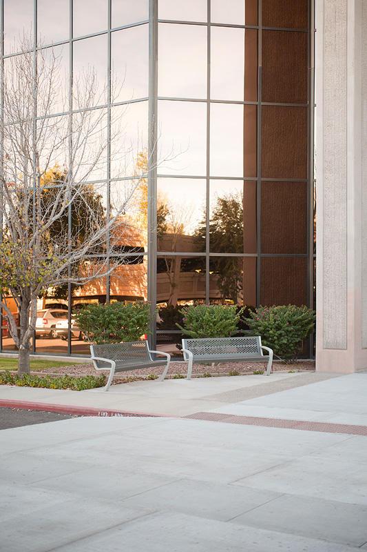 Private Location Mesa Arizona Forms Surfaces