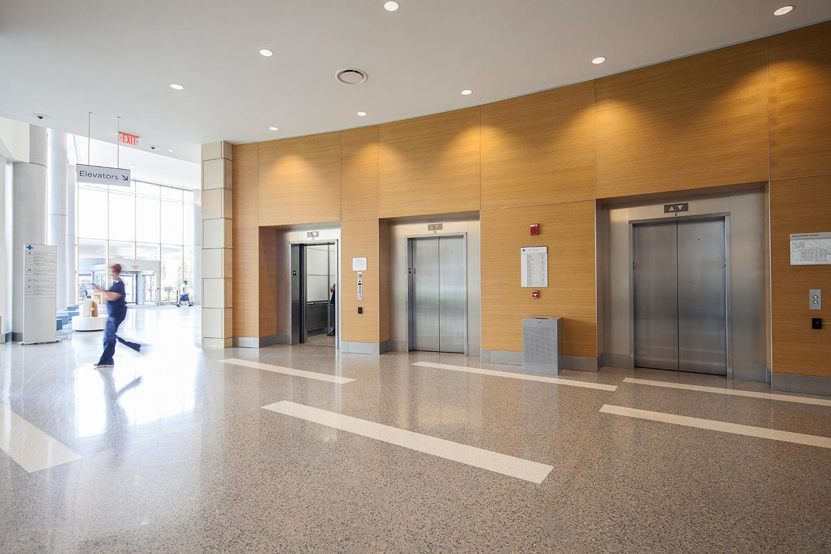 Mercy health west hospital forms surfaces for Oh design