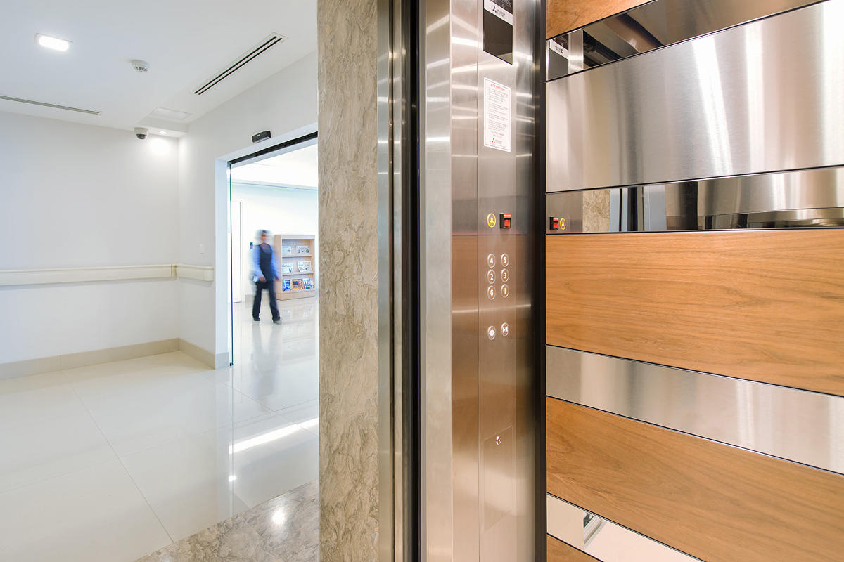 Meitra Hospital Forms Surfaces