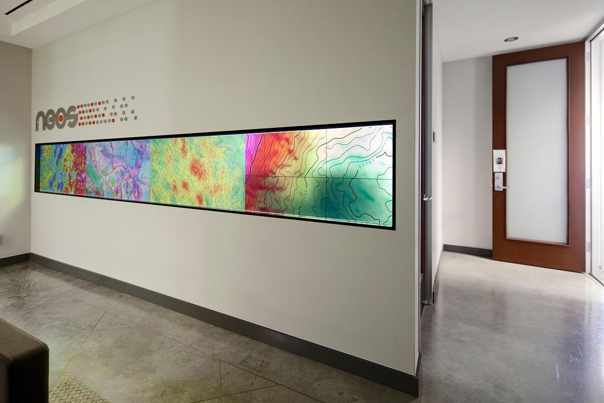 ViviSpectra Spectrum glass in View configuration with custom image interlayer