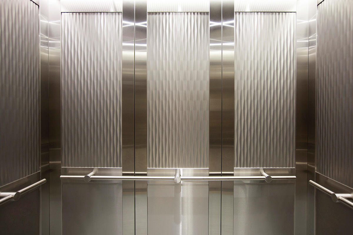 Cabforms 2000 N Elevator Interiors on handrails design ideas