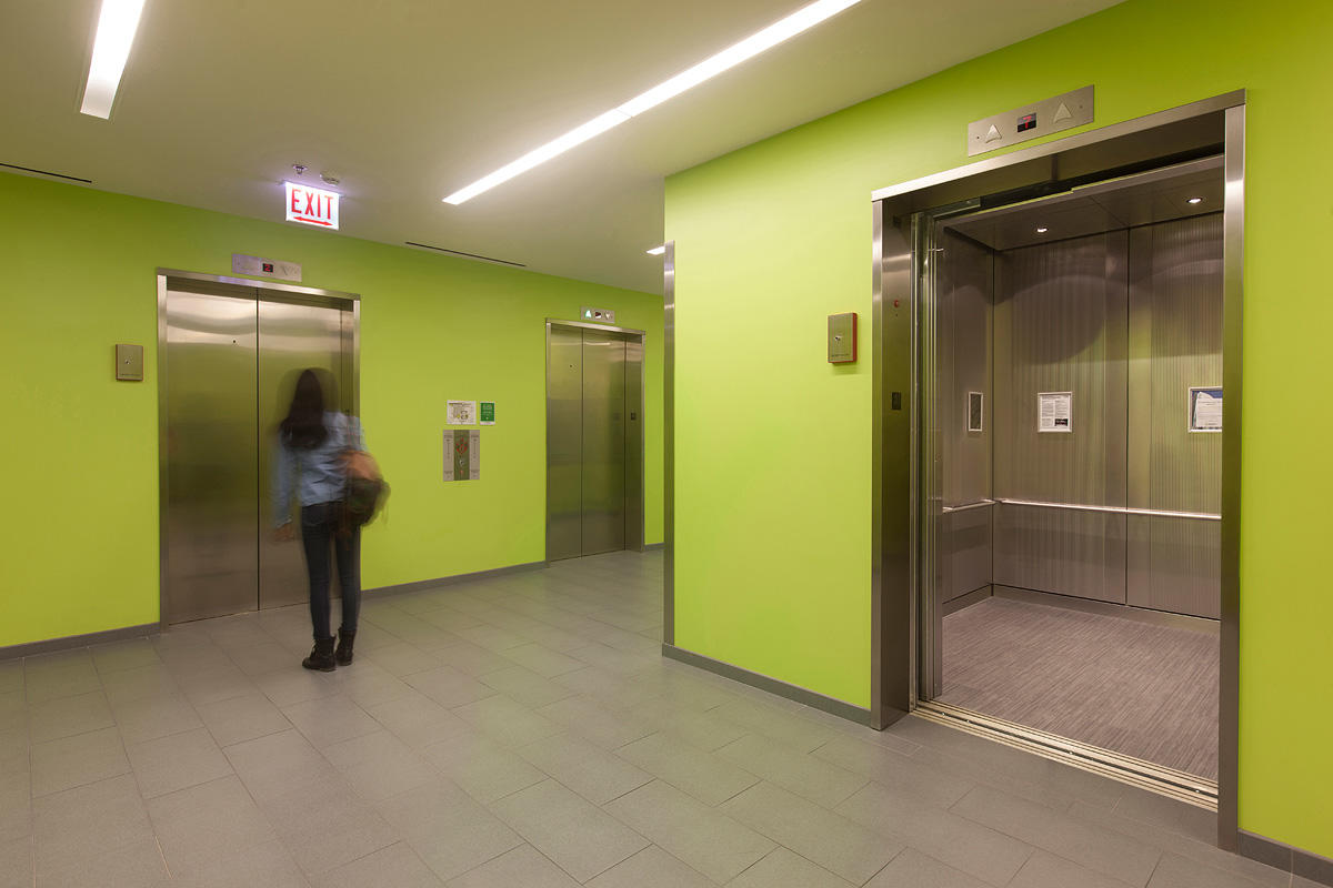 CabForms 1000 Elevator Interiors | Architectural | Forms+Surfaces
