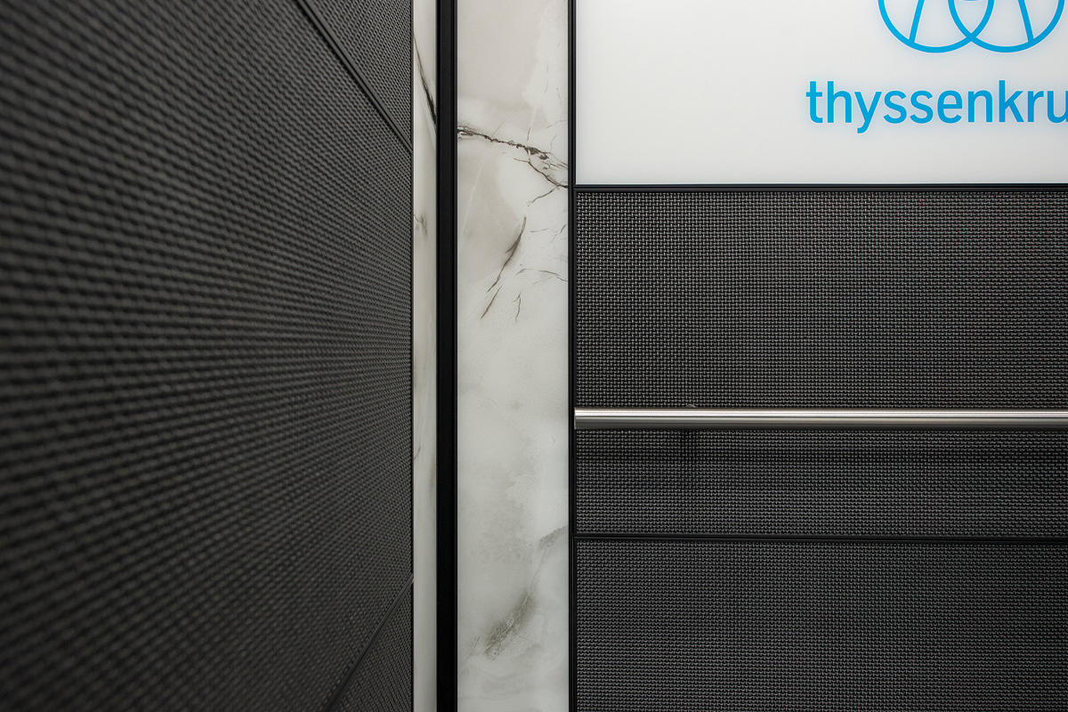 Thyssenkrupp Elevator India Pvt Ltd Bangalore Display