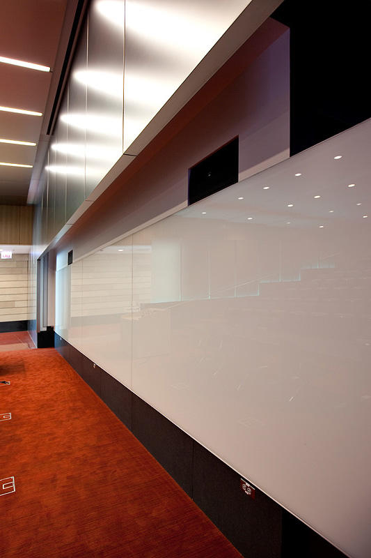 University Of Chicago Biomedical Center Forms Surfaces