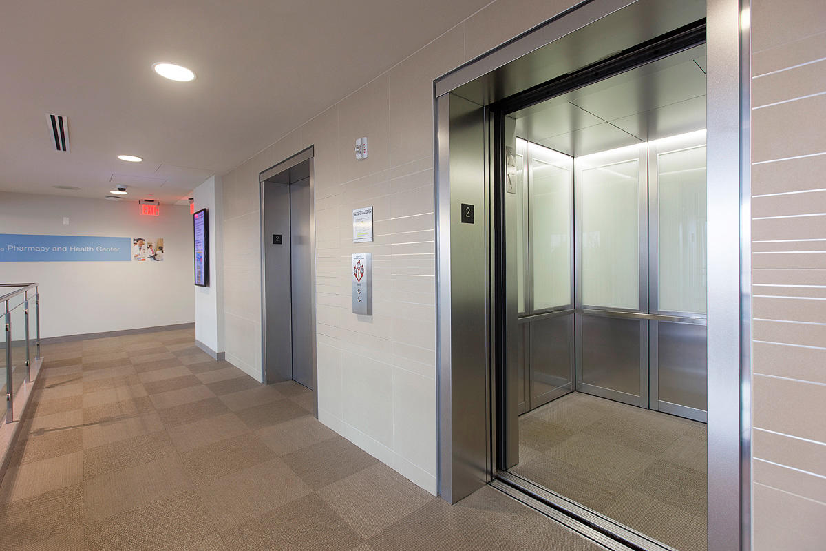 ... CabForms 2000 N Elevator Interiors With Panels In ViviGraphix Graphica  Glass ...