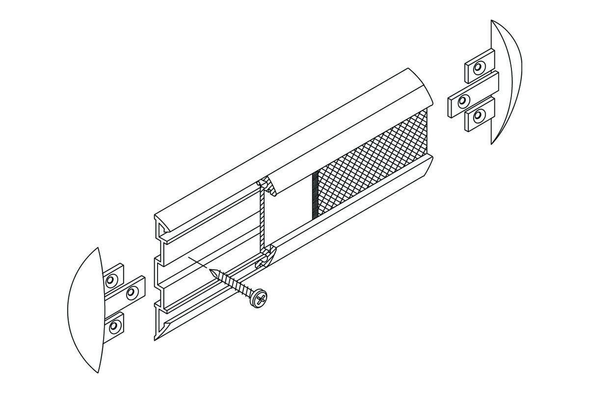 Latitude Bumper, C configuration