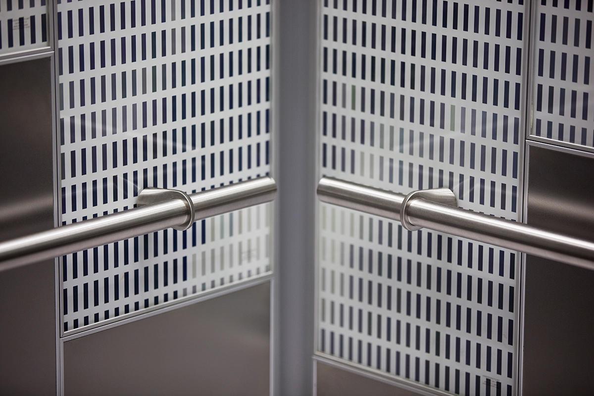 Levele 107 Elevator Interiors Architectural Forms