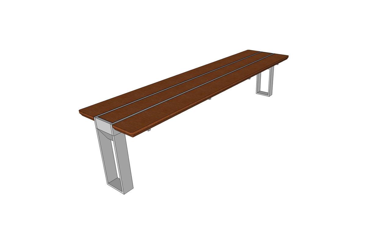 Apex Bench, standalone bench