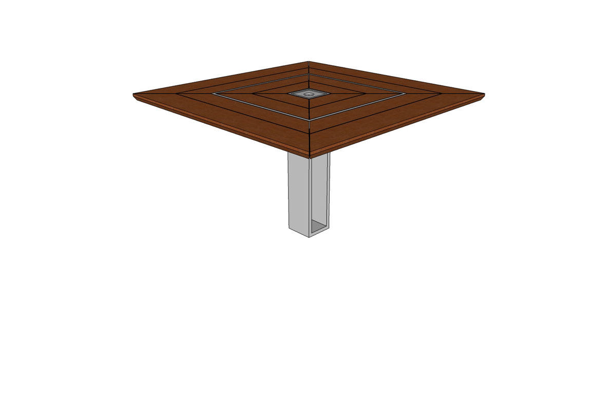 Tangent Dining Table Images Elite Modern
