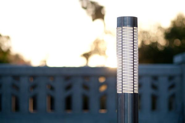 Light Column Shields A Bright Idea Forms Surfaces