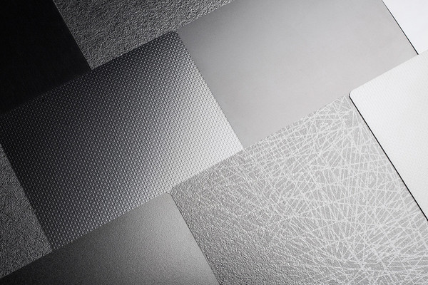 Stainless Steel Finishes Architectural Forms Surfaces