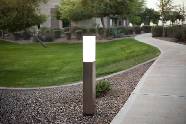 Rincon Bollard Outdoor Forms Surfaces