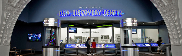 The Field Museum - DNA Discovery Center