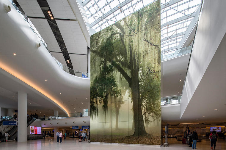Spirit of Louisiana Takes Flight at Louis Armstrong New Orleans International Airport