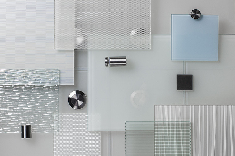 Glass Hardware Adds Versatility to F+S Glass Applications