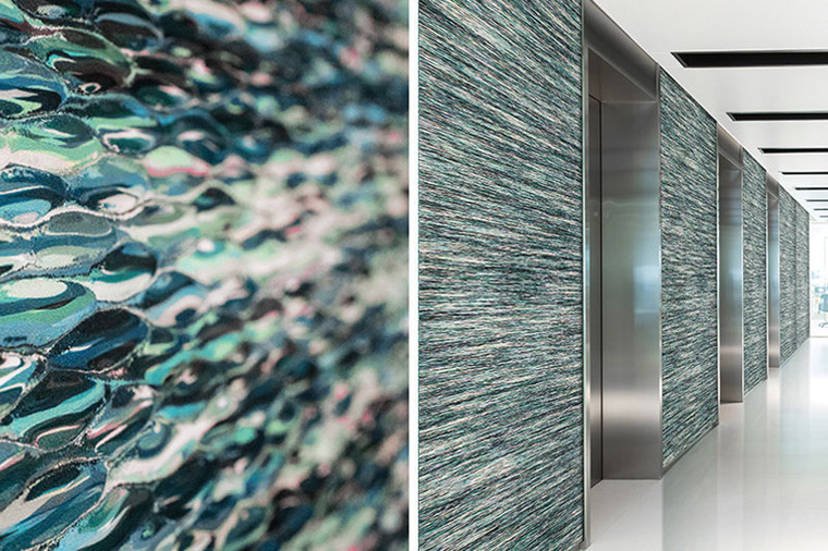 BermanGlass Levels Kiln Cast Glass: Taking Architectural Glass to Exciting New Levels
