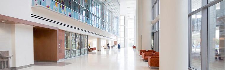 Mind, Body & Soul: Functional Art Enlivens University Hospital