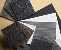 New Pattern Options in Bonded Metal & Bonded Quartz