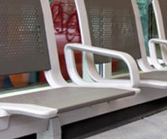 Smart Seating:  Tangent & Apex Enhance Your Outdoor Environment