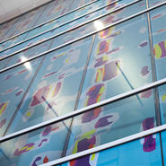 Vector Graphics in Architectural Laminated Glass