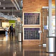Salt of the Earth: Site Furniture Revitalizes Market
