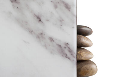 ViviSpectra Elements glass, Reflect, White Marble, Standard