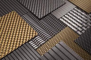 Linq Woven Metal, CrossLinq Patterns: Wave, Merge, Slope, Sum, Echo, Rhythm