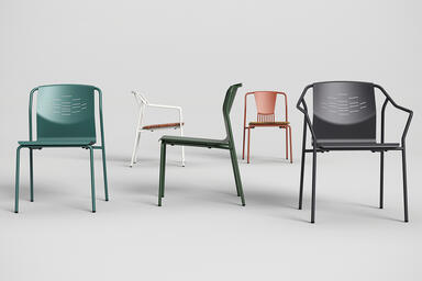 Factor Chairs, multiple configurations