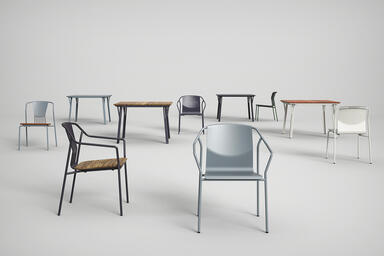 Factor Tables and Chairs, multiple configurations