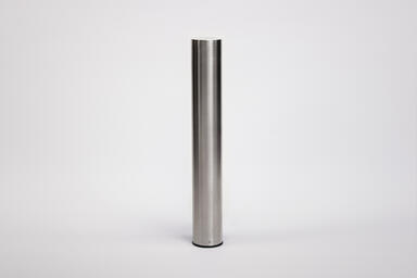 Helio Non-illuminated Bollard in Stainless Steel with Satin finish