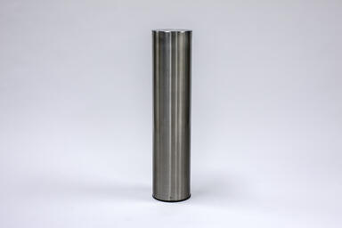 Helio M30/K4 Non-illuminated Security Bollard in Stainless Steel