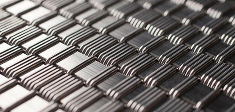 Linq Woven Metal