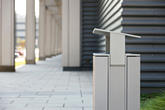 Apex Litter & Recycling Receptacle