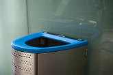Axis Litter & Recycling Receptacle