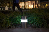 Light Column Pathway Bollard