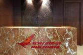 Air India Lounge - New Delhi International Airport